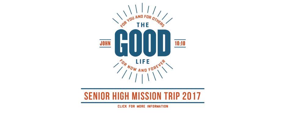 2017 Mission