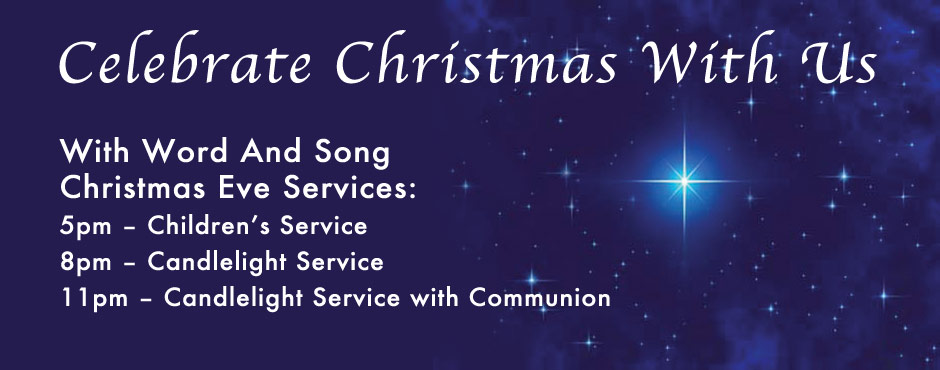 Celebrate Christmas With Us